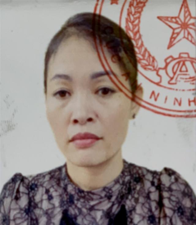 Cơ quan An ninh điều tra bắt một phụ nữ làm giả con dấu, tài liệu  - Ảnh 1.