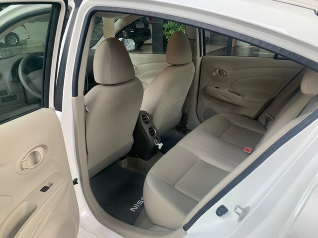 Đại lý ồ ạt thanh lý Nissan Sunny với giá sập sàn: Giảm hơn 70 triệu đồng, thấp nhất từ trước tới nay - Ảnh 6.