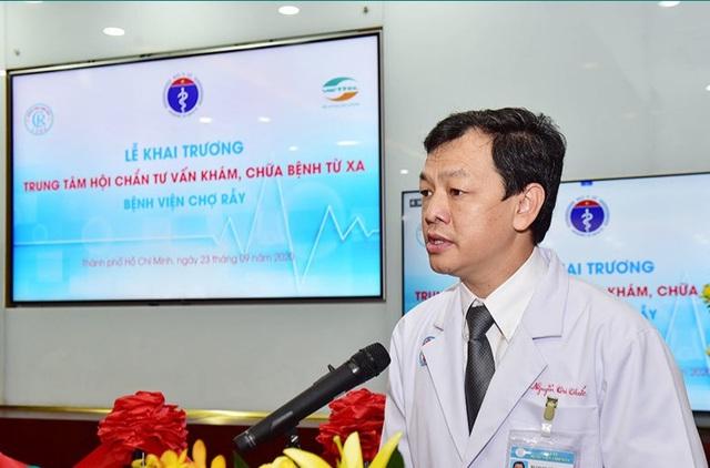 """Bệnh viện trăm tuổi ở TP.HCM được """"chắp cánh"""" với công nghệ Telehealth - Ảnh 1."""