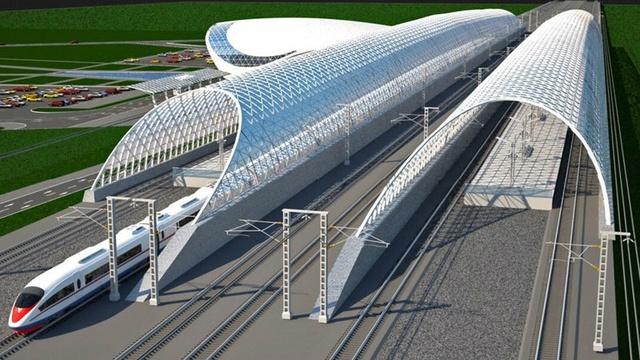 Công ty Trung Quốc lần đầu chen chân vào dự án 21 tỉ đô của chính phủ Nga  - Ảnh 1.
