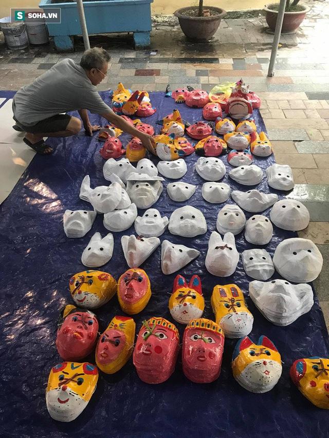 Đồ chơi truyền thống lên ngôi, làng nghề 40 năm tuổi làm xuyên đêm, lãi hơn 100 triệu đồng - Ảnh 3.