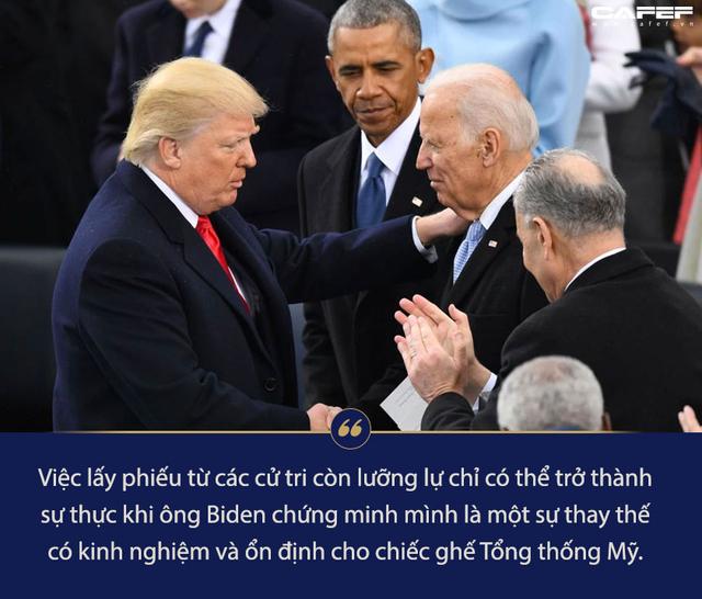 Hàng loạt đối thủ sừng sỏ nếm trái đắng khi tranh luận với Joe buồn ngủ, ông Trump có thể không ngoại lệ - Ảnh 4.