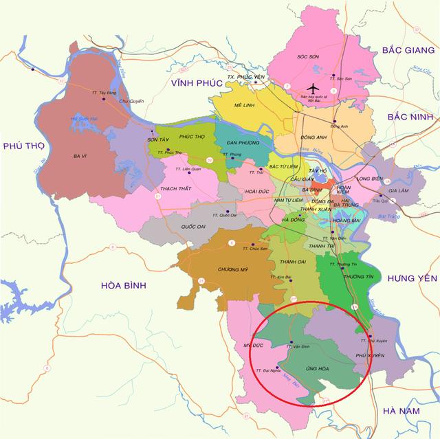 Đề xuất nghiên cứu quy hoạch xây dựng sân bay quốc tế thứ 2 cho Vùng Thủ đô Hà Nội tại Ứng Hòa - Ảnh 1.