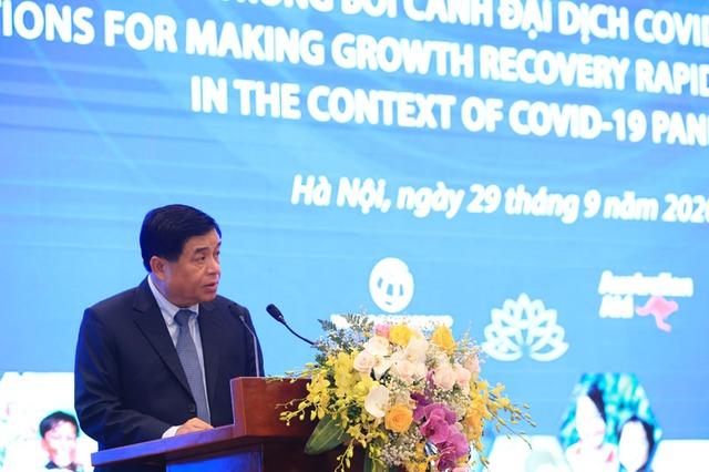 Hai điểm đặc biệt của Diễn đàn Cải cách và Phát triển Việt Nam lần thứ 3 - Ảnh 1.