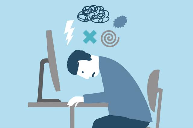 Chỉ đơn giản là căng thẳng hay bạn đã kiệt sức vì công việc: Dấu hiệu cảnh báo tinh thần, thể chất đã chạm tới giới hạn, cần điều chỉnh gấp - Ảnh 2.