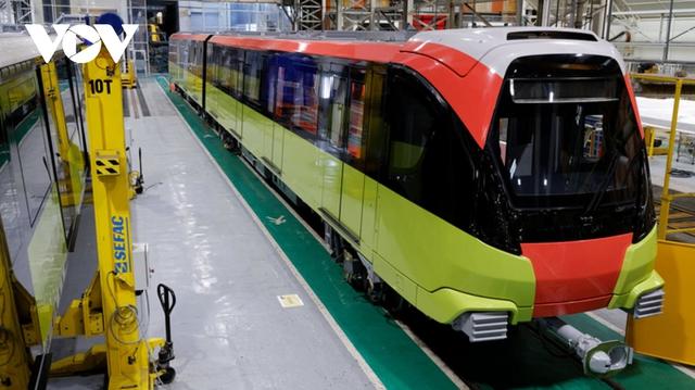 Tuyến đường sắt đô thị Văn Cao - Hòa Lạc hơn 65.000 tỷ sẽ dùng công nghệ gì? - Ảnh 1.