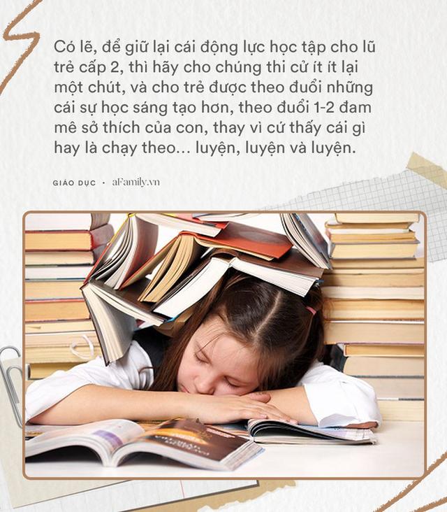 Thêm 1 bài viết không thể bỏ qua của Tiến sỹ Nguyễn Chí Hiếu gửi tới các cha mẹ có con học cấp 2 trước ngày khai giảng đang cận kề - Ảnh 3.