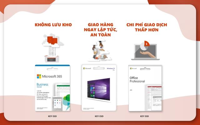 Key điện tử ESD – phong cách mua và bán phần mềm bản quyền của thời đại số hóa - Ảnh 1.
