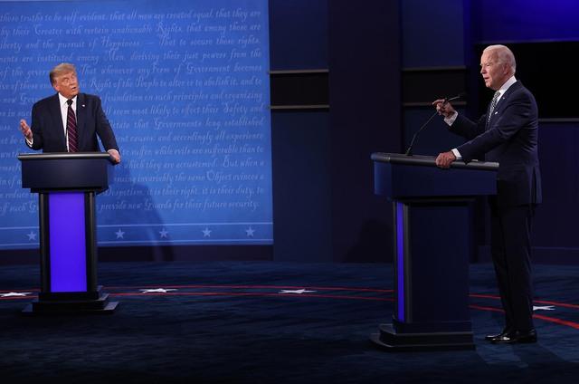 Cuộc khẩu chiến đầu tiên: Ông Trump lôi con trai ông Biden vào cuộc, cựu Phó Tổng thống phản pháo cực gắt - Ảnh 6.