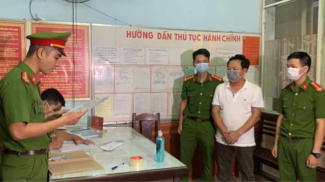 NÓNG: Công an khởi tố, bắt giam ông chủ doanh nghiệp Phạm Thanh nổi tiếng ở Đà Nẵng - Ảnh 1.
