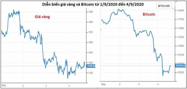Giá vàng, Bitcoin và chứng khoán sẽ ra sao sau khi cùng nhau lao dốc? - Ảnh 1.