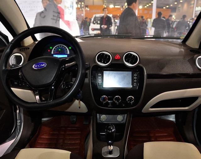 Loạt ô tô Trung Quốc mới cóng rẻ như xe máy Việt Nam, có mẫu giá chỉ bằng tiền mua iPhone 11 - Ảnh 11.