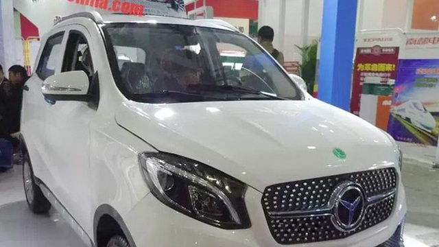Loạt ô tô Trung Quốc mới cóng rẻ như xe máy Việt Nam, có mẫu giá chỉ bằng tiền mua iPhone 11 - Ảnh 3.