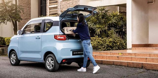 Loạt ô tô Trung Quốc mới cóng rẻ như xe máy Việt Nam, có mẫu giá chỉ bằng tiền mua iPhone 11 - Ảnh 8.
