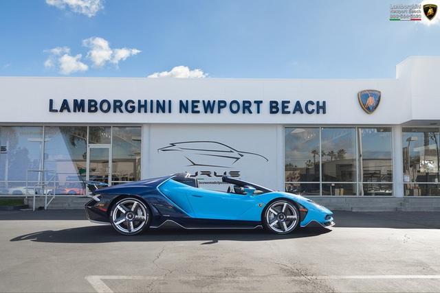 Đại gia Hà Nội đặt mua Lamborghini Centenario Roadster cực độc về nước? - Ảnh 2.