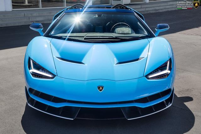 Đại gia Hà Nội đặt mua Lamborghini Centenario Roadster cực độc về nước? - Ảnh 6.