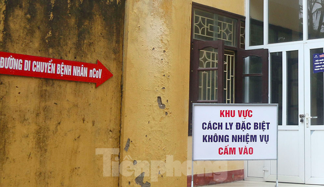 Bệnh nhân ở Hà Nam bất ngờ dương tính SARS-CoV-2 khi sắp xuất viện - Ảnh 1.