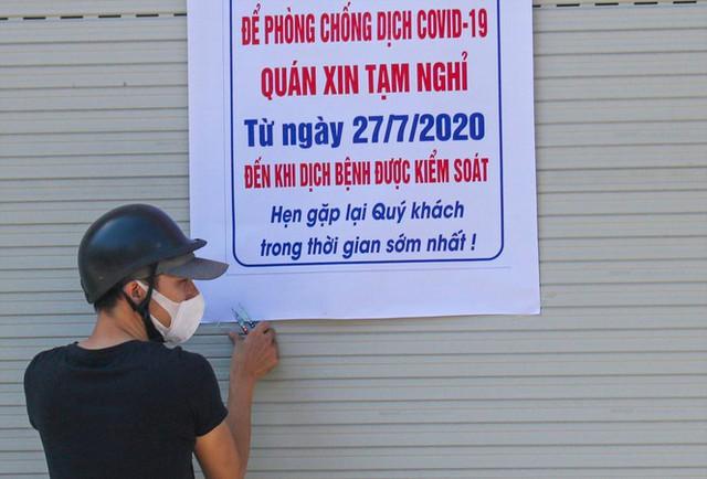 Kinh tế Ðà Nẵng đóng băng do dịch COVID-19 - Ảnh 2.