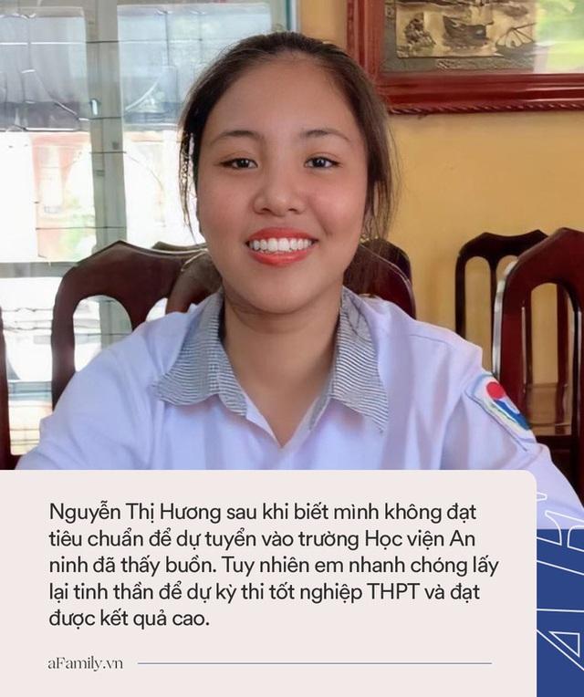 Thủ khoa khối C toàn quốc ngậm ngùi chia tay ước mơ vào Học viện An Ninh vì thiếu 1cm chiều cao, nghe lời kể của mẹ càng thêm ngưỡng mộ - Ảnh 2.