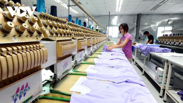Dệt may Việt Nam hình thành chuỗi khép kín, tận dụng cơ hội từ EVFTA - Ảnh 1.