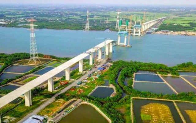 Cung đường kết nối Nhơn Trạch với Quận 2 (Tp.HCM) qua phà Cát Lái kẹt xe kinh hoàng, người dân mong chờ cầu Cát Lái  giải cứu - Ảnh 5.