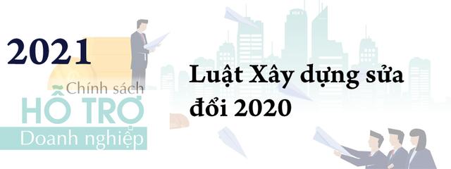 Loạt chính sách hỗ trợ thị trường bất động sản trong năm 2021 - Ảnh 1.