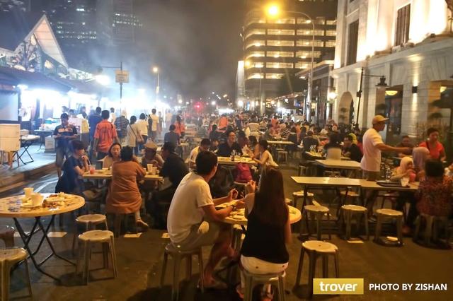 Bán hàng rong ở Singapore: Từ những món ăn lề đường bình dị có bề dày lịch sử 200 năm trở thành nét văn hóa được UNESCO công nhận - Ảnh 16.