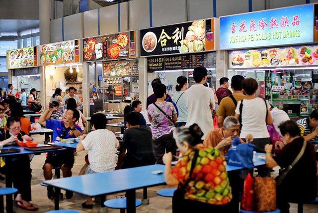 Bán hàng rong ở Singapore: Từ những món ăn lề đường bình dị có bề dày lịch sử 200 năm trở thành nét văn hóa được UNESCO công nhận - Ảnh 20.