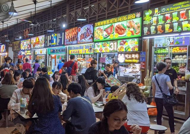 Bán hàng rong ở Singapore: Từ những món ăn lề đường bình dị có bề dày lịch sử 200 năm trở thành nét văn hóa được UNESCO công nhận - Ảnh 22.