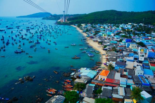 Đảo ngọc Phú Quốc chính thức là thành phố biển  - Ảnh 4.