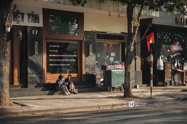 How beautiful is Hanoi in the first morning of 2021: friends, do you miss anything out there?  Photo 6.