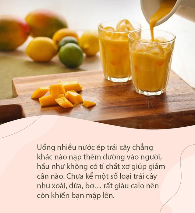 Mang tiếng là đồ ăn kiêng nhưng 5 món này lại trực tiếp bơm mỡ vào người, chưa thấy giảm cân đã hại sức khỏe - Ảnh 3.