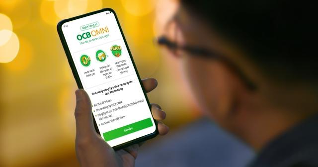 OCB ứng dụng eKYC vào mở tài khoản ngân hàng online - Ảnh 1.
