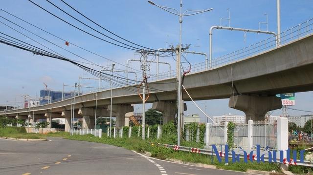 Loạt dự án giao thông nào giúp cho TP. Thủ Đức phát triển trong tương lai? - Ảnh 1.