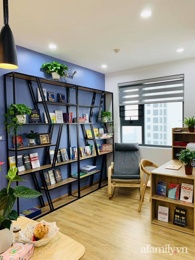 Nhà ở xã hội 69m² siêu ấm áp và tiện ích với chi phí cải tạo 200 triệu đồng của cặp vợ chồng 9X ở Từ Liêm, Hà Nội - Ảnh 20.