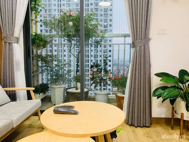 Nhà ở xã hội 69m² siêu ấm áp và tiện ích với chi phí cải tạo 200 triệu đồng của cặp vợ chồng 9X ở Từ Liêm, Hà Nội - Ảnh 7.