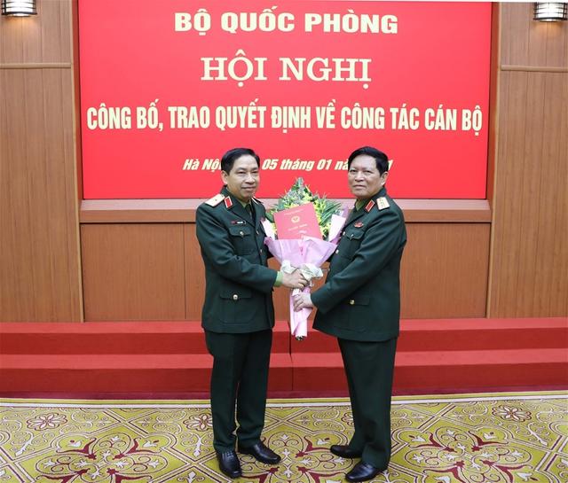 Trưởng ban Cơ yếu Chính phủ được thăng quân hàm Thiếu tướng - Ảnh 1.