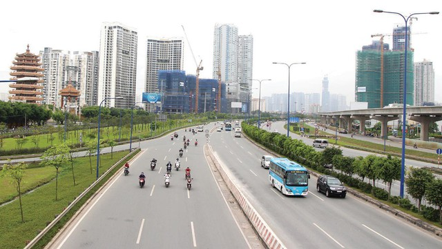Những nút giao thông trong điểm phía Nam được triển khai trong năm 2020 - Ảnh 4.