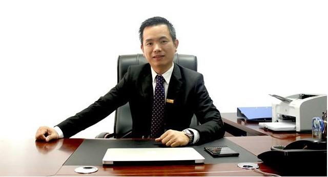 Tổng giám đốc Cty Nguyễn Kim, bị can Phạm Nhật Vinh đang bị truy nã.