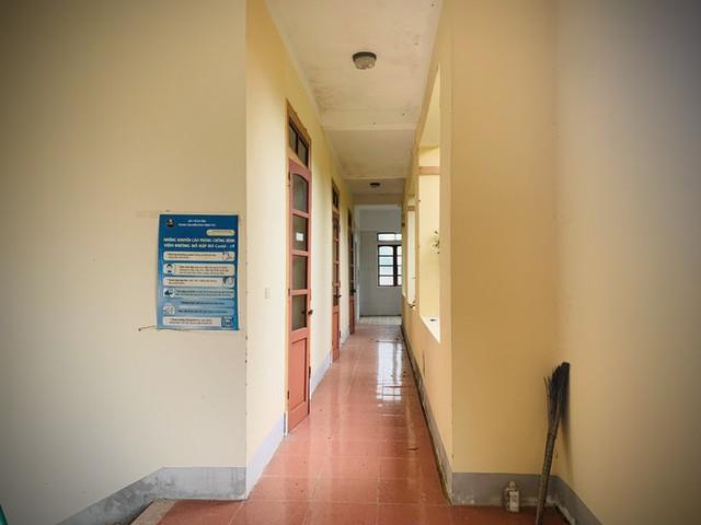 Trung tâm dạy nghề khuyết tật tiền tỷ bỏ hoang - Ảnh 12.