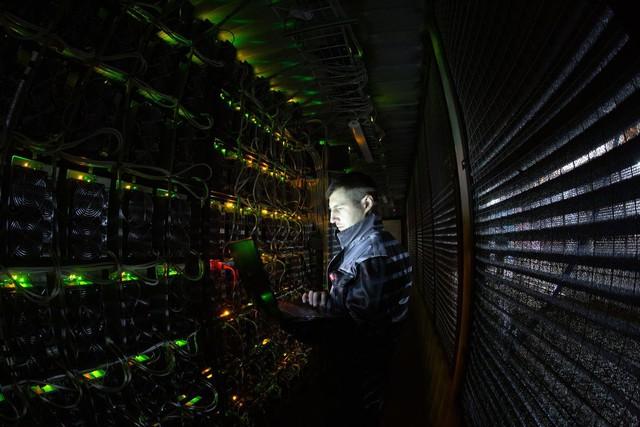 Cơn sốt Bitcoin tràn đến Cực Bắc: Lạnh mấy cũng không ngăn được thợ đào cày tiền để nhận thưởng 250.000 USD, công suất đủ phục vụ cả thế giới - Ảnh 10.