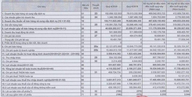 Bất chấp Covid – 19, STC vẫn báo lãi 2020 vượt 10% kế hoạch - Ảnh 2.
