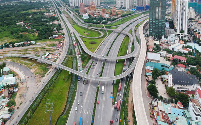Tp.HCM triển khai quy hoạch chi tiết nhiều dự án hạ tầng giao thông lớn - Ảnh 1.