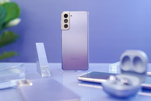 Chinh phục giới trẻ ngay từ những hình ảnh đầu tiên, Samsung Galaxy S21 có gì khác biệt? - Ảnh 3.