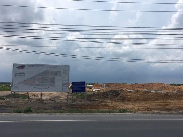 Đất nền quanh sân bay Long Thành vượt ngưỡng 100 triệu đồng/m2 - Ảnh 1.