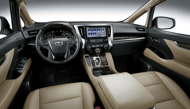Toyota Alphard 2021 giá hơn 4,2 tỷ đồng về Việt Nam - Ảnh 1.