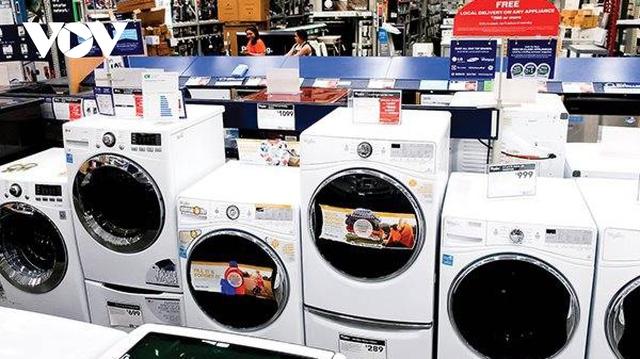 Mỹ gia hạn áp thuế với máy giặt nhập khẩu - Ảnh 1.