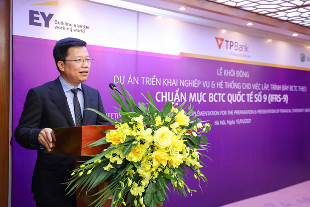 TPBank bắt tay 2 đơn vị hàng đầu lĩnh vực tài chính triển khai IFRS-9 - Ảnh 1.