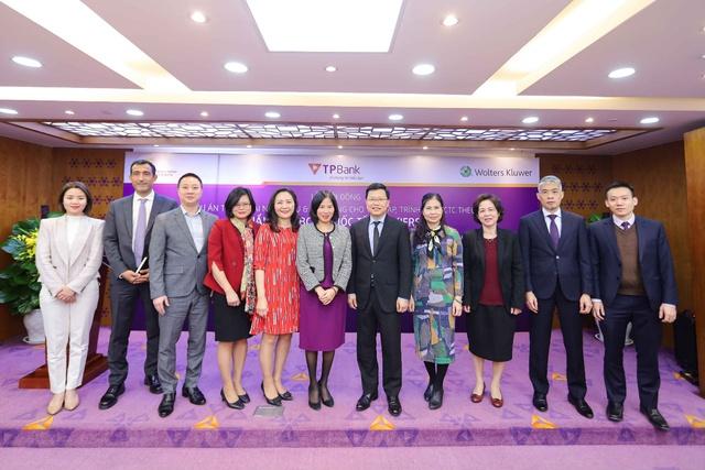 TPBank bắt tay 2 đơn vị hàng đầu lĩnh vực tài chính triển khai IFRS-9 - Ảnh 2.