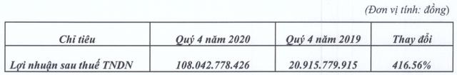 Chứng khoán Bảo Minh (BMS) lãi hơn trăm tỷ quý 4, cả năm lãi 46 tỷ đồng - Ảnh 1.